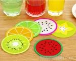 زیر لیوان میوه ای 5عددی